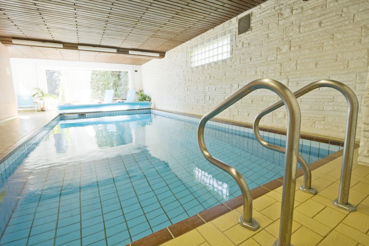 Hotel vier jahreszeiten in sankt andreasberg harz for Hotel harz schwimmbad