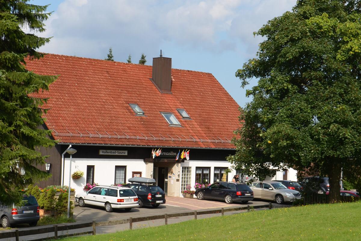Sterne Hotel Im Harz Mit Schwimmbad